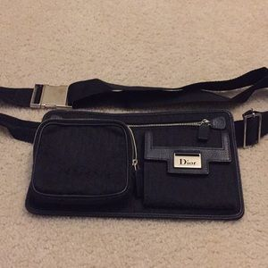Authentic Dior Crossbody Handbag